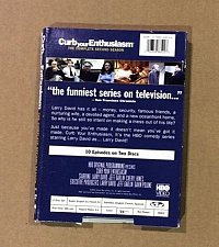 Buy Curb Your Enthusiasm series season two DVD Larry DAVID Jeff GARLIN Cheryl HINES