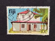 Buy Fiji 1v used 1988 Fine Used Scott Number: 414