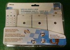 Buy Wireless Remote Control (3-Pack) Woods 13569 Indoor any electric household 120v
