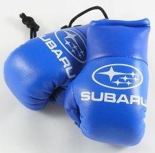 Buy Subaru Blue Mini Boxing Gloves