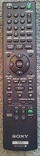 Buy Sony RMT D240A Remote Control - DVD RDR VX525 RDR VX555 RDR VXD655 SDR VX525 VCR