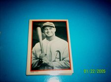 Buy JIMMIE FOXX #7 1985 Topps Circle K All Time Home Run Kings Baseball Card