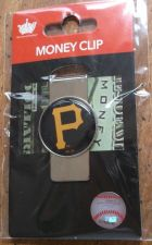Buy Pittsburgh Pirates Money Clip Metal NEW