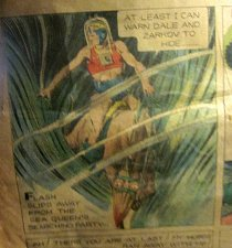Buy Flash Gordon Jungle Jim June 14, 1936 Alex Raymond art Sunday Newspaper Strips