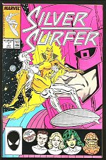 Buy SILVER SURFER #1 FINE+ GUARDIANS OF THE GALAXY Double-sized Marshall Rogers 1987