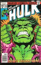 Buy HULK #225 Marvel Comics 1978 GREAT COVER Roger Stern Sal Buscema Joe Rubinstein
