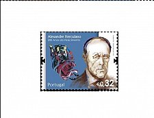 Buy Paortugal 2010 1v MNH stamp figures of Portuguese history Alexandre Herculano
