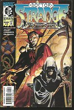 Buy Doctor Strange #1 High Grade Beautiful art Vol. 2 May 1999 Marvel Comic 1stPrint