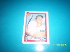 Buy 1991 Topps Traded card of rookie chris wimmer team usa #130T mint free ship