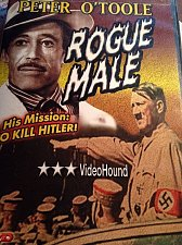Buy Rogue Male DVD color Peter O'Toole John Standing Frederic Raphael Clive Downer