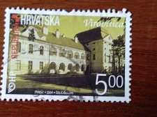 Buy Croatia USED Stamp Mi 694A 2004 Croatian Towns VIROVITICA