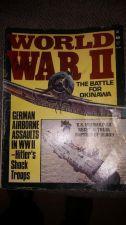 Buy World War II Magazine The Battle For Okinawa January 1977 010217RH