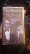 Buy Alfred Hitchcock's Notorious VHS