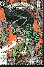 Buy WONDER WOMAN #24 George Perez Blyberg Very Fine DC Comics 1988