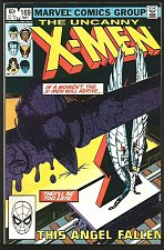 Buy Uncanny X-men #169 Marvel Comics 1983 1st print & series VF or better
