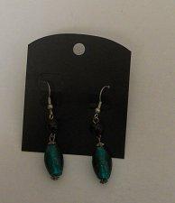 Buy Women Fashion Drop Dangle Earrings Black Green Beads Unbranded Hook Fasteners