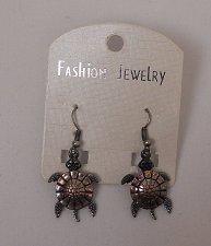 Buy Women Fashion Drop Dangle Earrings Moveable Turtles FASHION JEWELRY Hook
