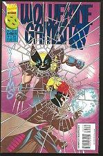 Buy WOLVERINE / GAMBIT #2 Marvel Comics 1995 DIRECT Sales, HIGH GRADE slick