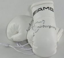 Buy AMG Nurburgring Mini Boxing Gloves (ideal for your rear view mirror)