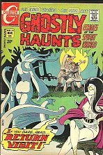 Buy Ghostly Haunts #23 STEVE DITKO art/story CHARLTON COMICS 1972