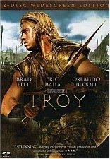 Buy TROY dvd 2004 Brad Pitt,Orlando Bloom,Peter O'Toole,Sean Bean,Diane Kruger