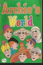 Buy Archie's World #231 ARCHIE 1976 VG Complete Jughead, Betty & Veronica