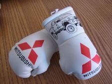 Buy Mitsubishi Pick-up Mini Boxing Gloves for rear view mirror Triton,Warrior etc