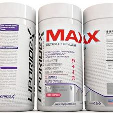 Buy Best Fat Burners That Work - Liporidex MAX Weight Loss Supplements - Appetite -