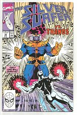 Buy SILVER SURFER #38 THANOS Comics High Grade 1990 VF/+ GUARDIANS OF THE GALAXY