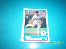 Buy 1988 Score Young Superstars series 11 baseball BERT SABERHAGEN #17 FREE SHIP