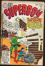 Buy Superboy #95 DC Comics 1962 Silver Age 1st print