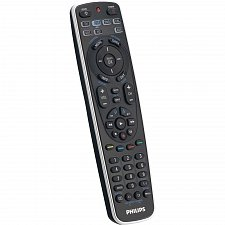 Buy Philips Remote Control SRP5107/27 backlit buttons simple set 7-in-1 function