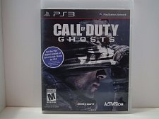 Buy NEW - Call of Duty: Ghosts Sony PlayStation 3 three PS3 game MATURE SHOOTER ONLY