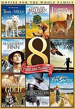 Buy 8Movie color DVD Time Wolf,RED FERN GROWS,SEVEN ALONE,Ron HOWARD Beverly GARLAND