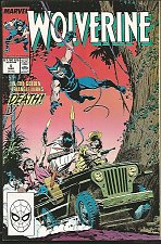 Buy Wolverine #5 Marvel Comics High Grade 1st print
