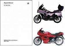 Buy 1990-1997 BMW K1100LT / K1100RS Service Repair Workshop Manual CD - K 1100 LT RS