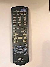 Buy JVC remote control RM SXVF80J - 7 disc changer XV F80 BK carousel DC dvd player