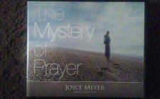 Buy THE MYSTERY OF PRAYER by Joyce Meyer...4-CD set..C248...