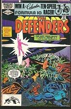 Buy Defenders #104 G or VG- Marvel Comics 1982 1st print Dr. Strange...