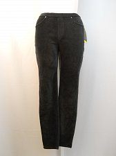 Buy PLUS SIZE 0X Womens Leggings STYLE&CO Solid Black Tapered Leg Full Length 38X29