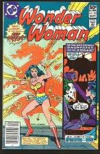 Buy WONDER WOMAN #283 VF+ or better DC Comics 1981 Demon JOKER Huntress Red Dragon