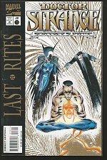 Buy Doctor Strange #73 The Sorcerer Supreme Marvel Comics 1995 VF Last Rites