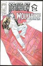 Buy Deathblow Wolverine #4 IMAGE Comics 1st print 1995 slick nice logo