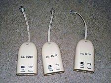 Buy 3 Suttle 900LCCS 7R2 FILTER line DSL jack conditionethernet phone modem computer
