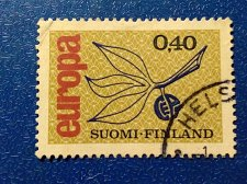 Buy Europa 1965 Finland Used stamps 1v Thematic