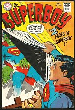 Buy SUPERBOY #152 DC COMICS 1968 Silver Age 1st Print VG-