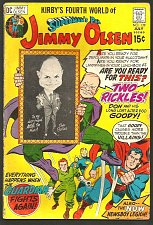 Buy Superman's Pal JIMMY OLSEN 139 JACK KIRBY 1st series DC COMICS 1971 Don Rickles