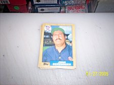 Buy 1987 Topps Traded Baseball JUAN BERENGUER TWINS #T5 FREE SHIPPING