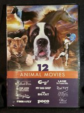 Buy 12movie DVD Virginia MCKENNA Audrey LONG Anne LOCKHART David BOWIE Sherry BAIN