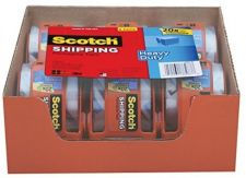 Buy Scotch Heavy Duty Shipping Packaging Tape, 1.88 Inches X 800 Inches, 6 Rolls